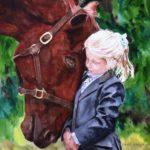Seeing Eye to Eye by Deanna Williford