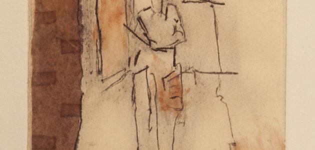Sketching by Sharon Rawline