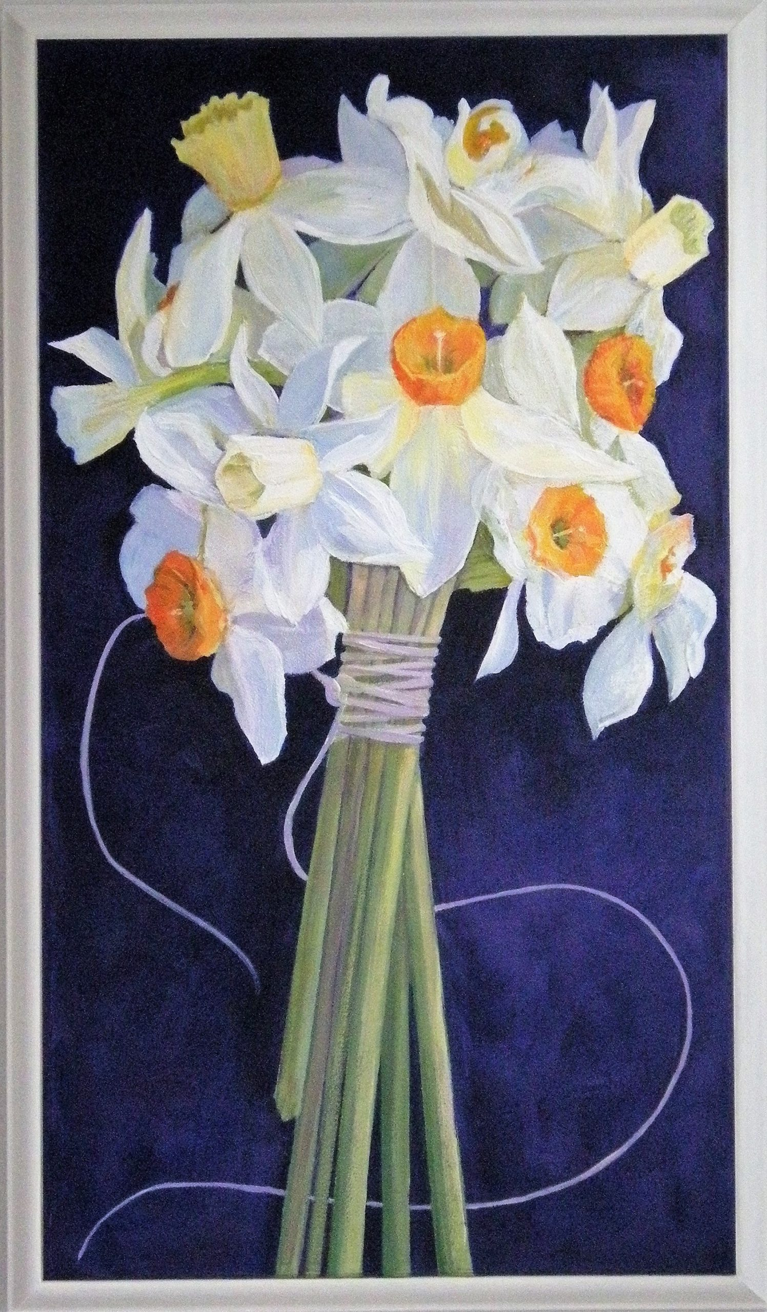 Spring Bouquet by Martha Ippersiel