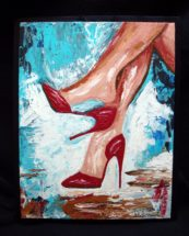Stilettos by Nancy Iannucelli
