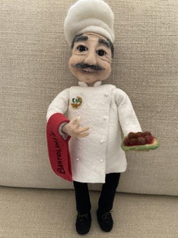 The Chef by Jacqueline Bartolini