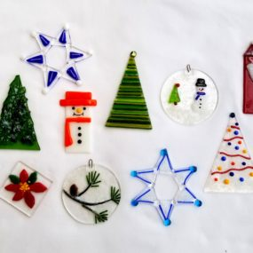 Holiday Ornaments, Liana Martin