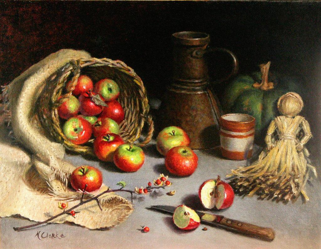 Still Life by Natalia I Clarke, 11×14, $950