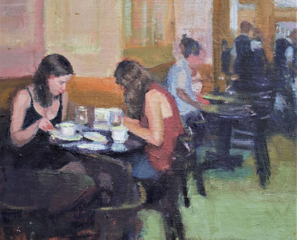 Together Again by Randi J Davis, 8×10, $560