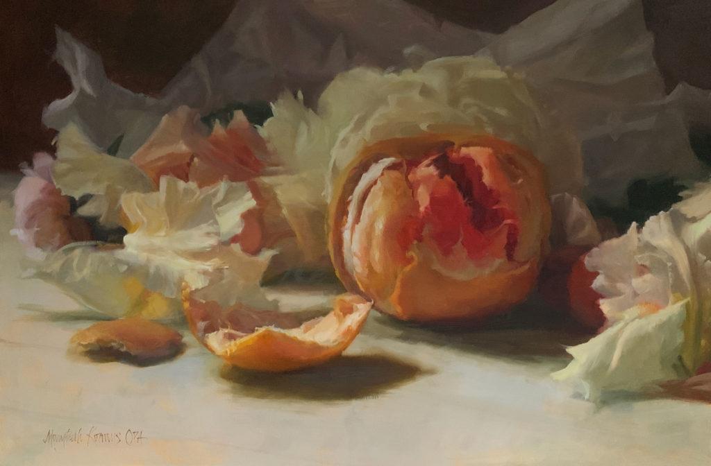 Dear Ruby by MaryBeth Karaus OPA, 24×36, $5,200