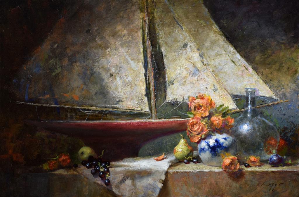 Distant Memories by Jeff Legg OPAM, 24X36, $19,500