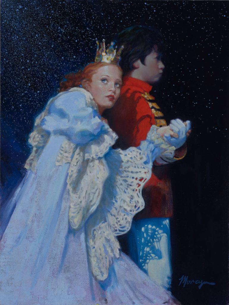 Act One Scene Two by Sandra L Murzyn, 16×12, $1,500