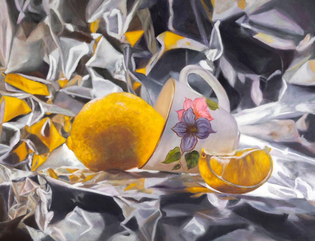 Lemon Reflections by Agnes Niemiec, 11×14, $750