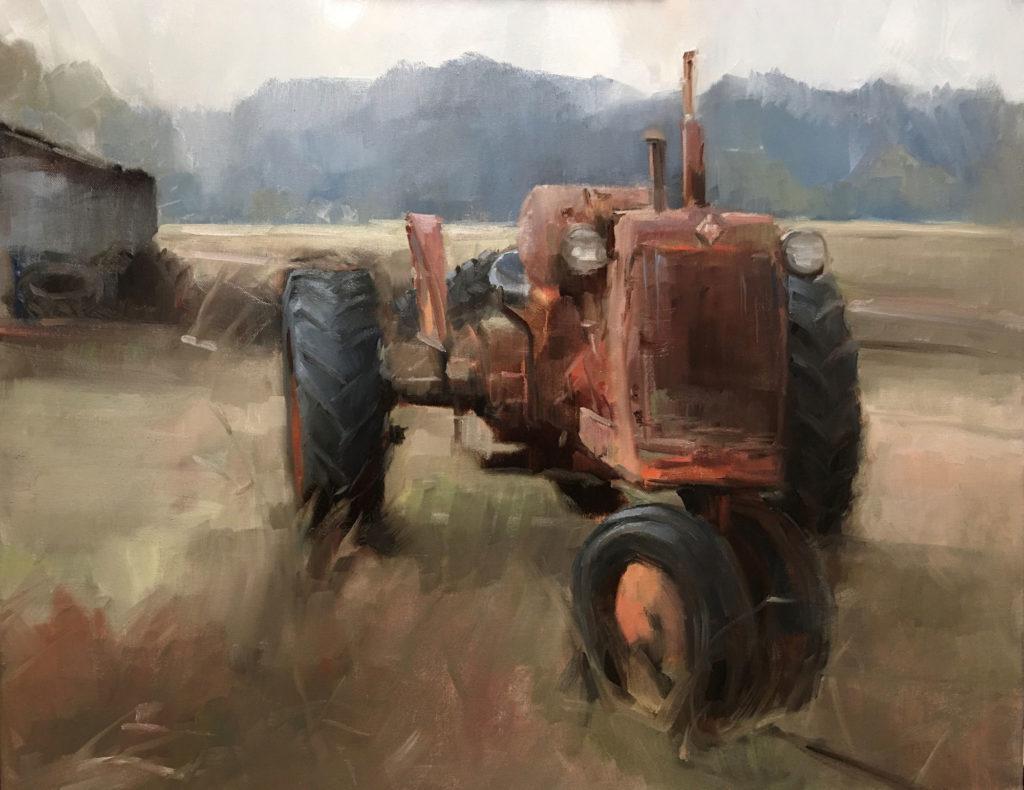 Not Forgotten by Susan J Patton, 24×30, $2,850