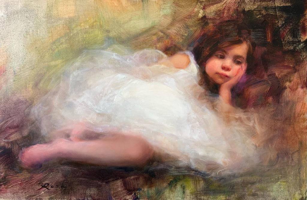 Daydream by Julie Rosa, 16×24, $3,200