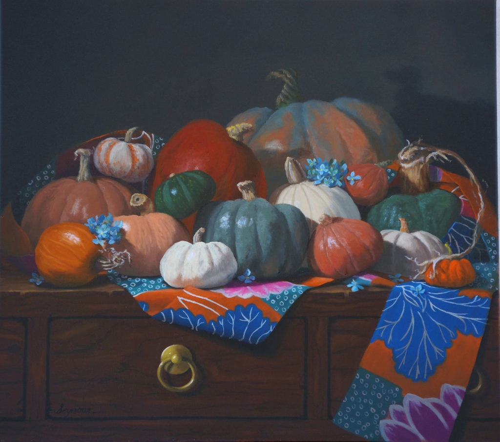 Pile Up by Claudia H Seymour, 18×20, $5,000