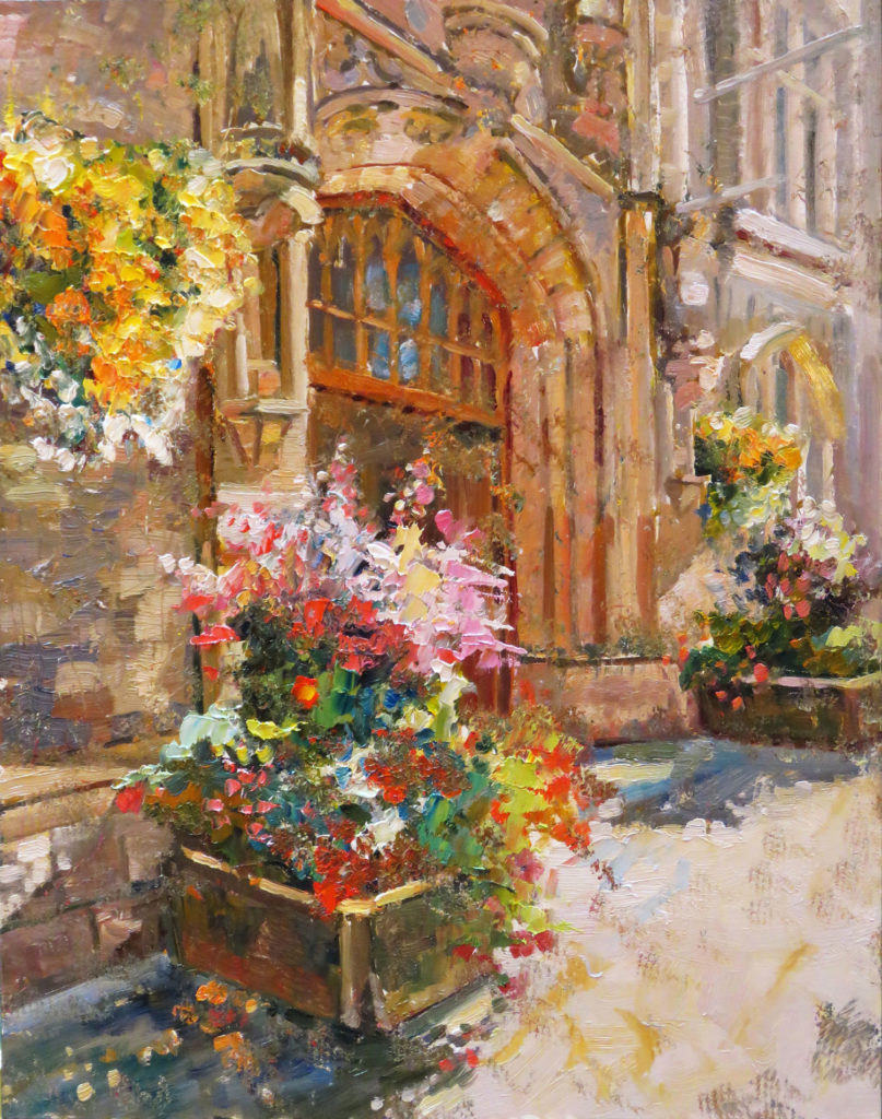 Light and Colour by Janet Stapinski Greco, 14×11, $1,400