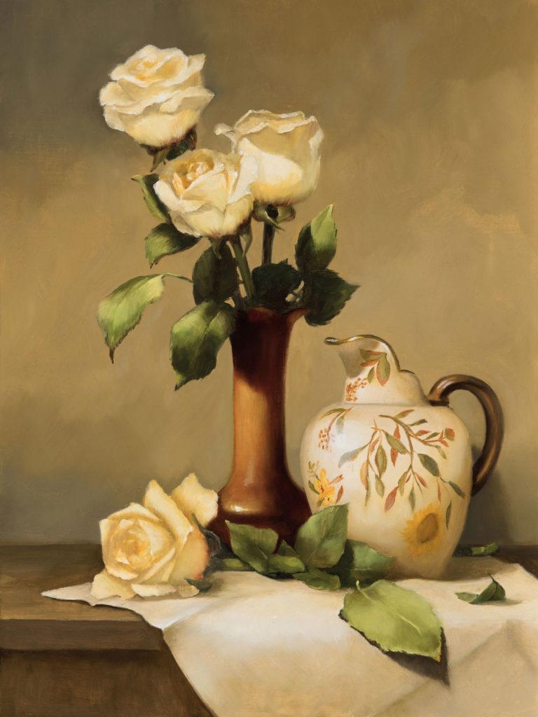 Golden Calm by Patricia C Tribastone, 16×12, $1,500