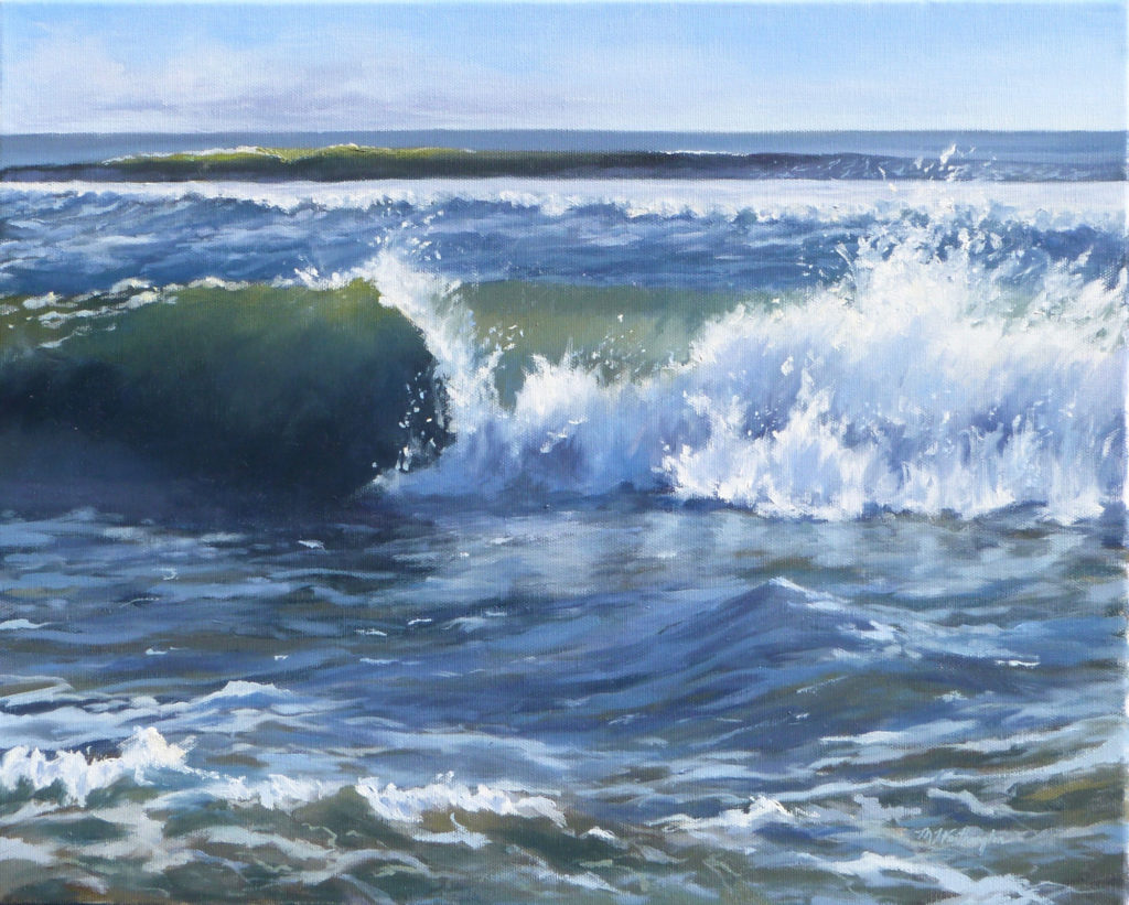 After the Storm by Marge Worthington, 16×20, $1,900